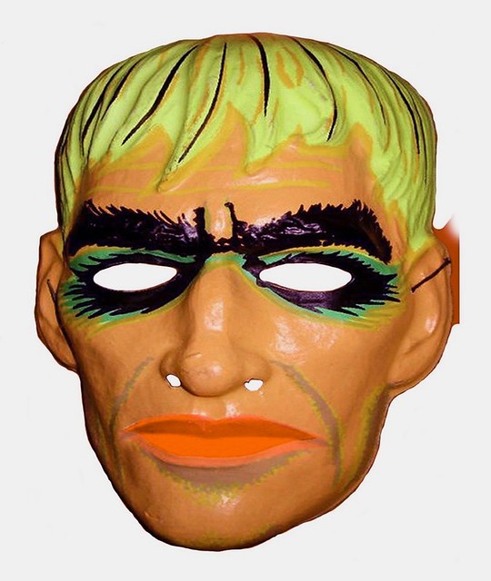 Lurch from Addams Family Masks 1960s