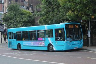 Arriva Durham County 1326 | YX10 EBU