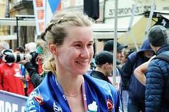 Moira Stewartová přetavila zklamání z olympiády v superrychlý půlmaraton