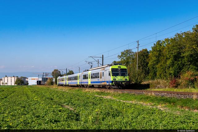 BLS RBDe 566 II 235 / Kirchberg