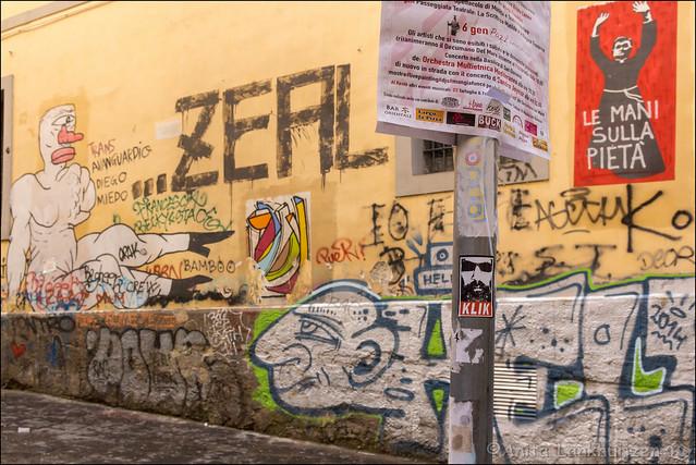KLIK: Akbar in Naples