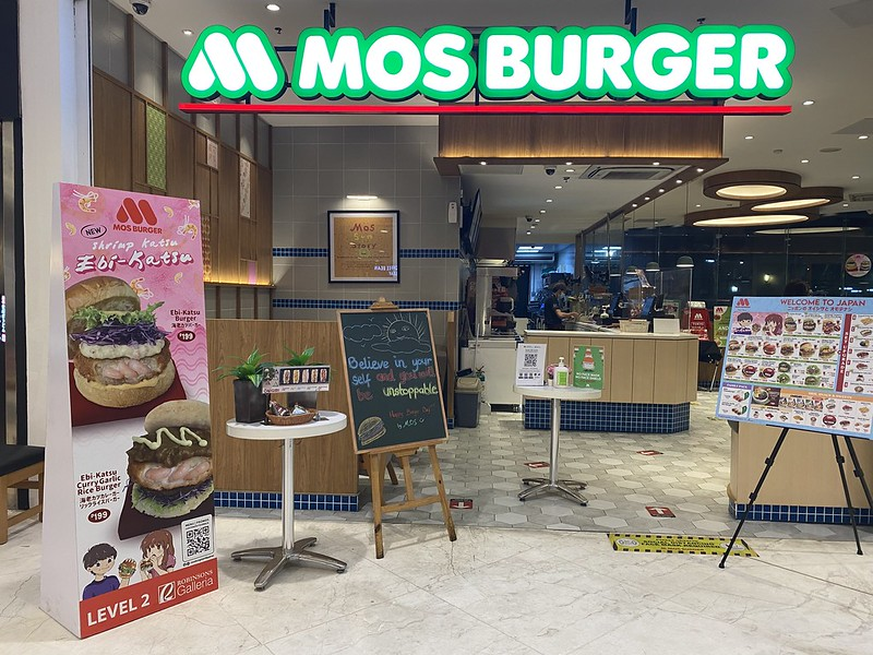 MOS Burger