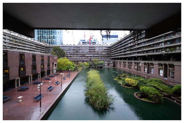 Feeling Squeezed at the Barbican