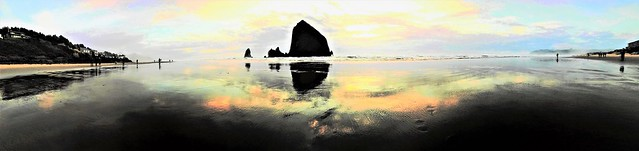 Pacific Perfection Pano