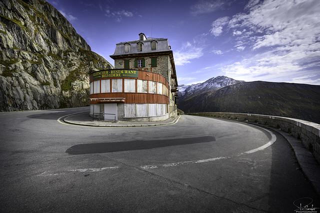 Historic Hotel Belvédère - Wallis - Switzerland