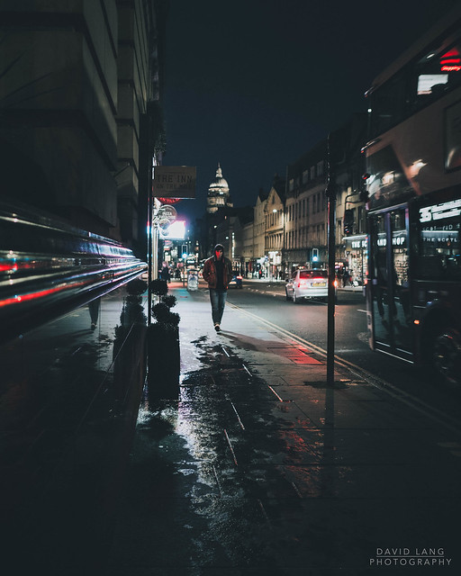 Edinburg night shoot