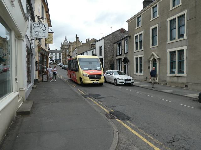 Transdev Burnley & Pendle 74 210610 Clitheroe