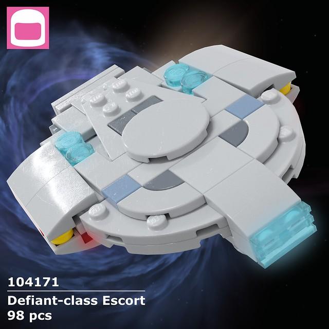 Defiant-class Escort Box Art