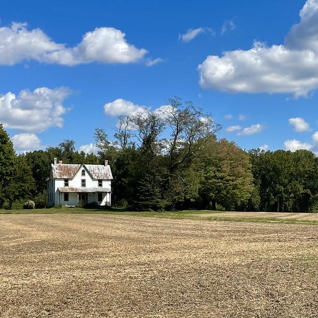Abandoned Farmhouse 1860's