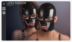 LOWEN Beauty - Latex Facekini (TRESCHIC)