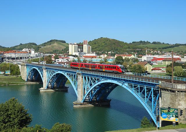 SŽ Class 312 EMU, Maribor, 8 Sept 2021