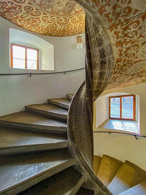 Wendel im Schloss Merseburg