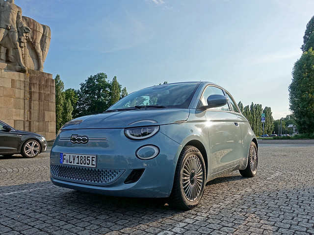 Fiat 500e berlina (2020+)