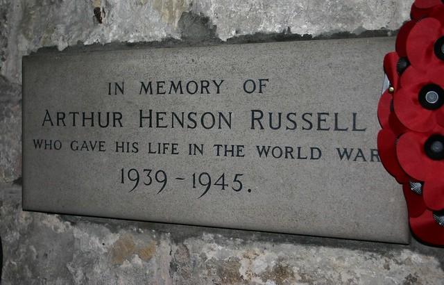 Arthur Henson Russell