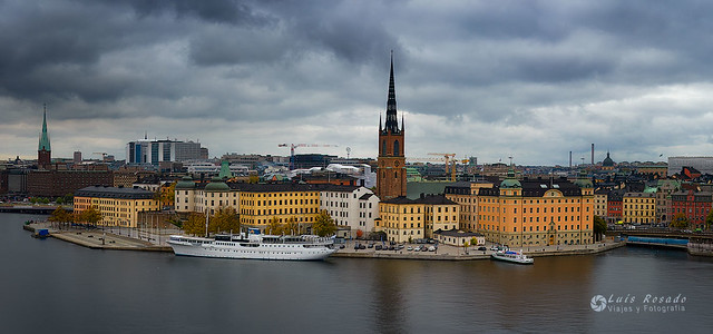 Estocolmo Skyline
