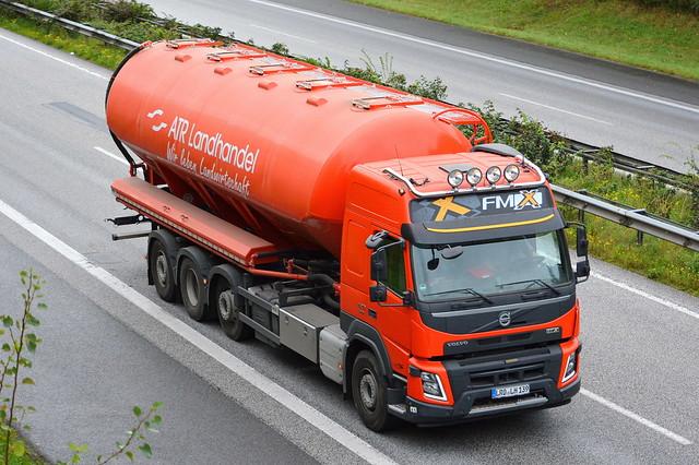 D - Volvo FMX Globetrotter - ATR Landhandel