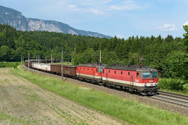 1144 243 und 093, Thörl-Maglern, 18.06.2021
