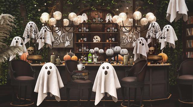 The Spooky Draycott Bar