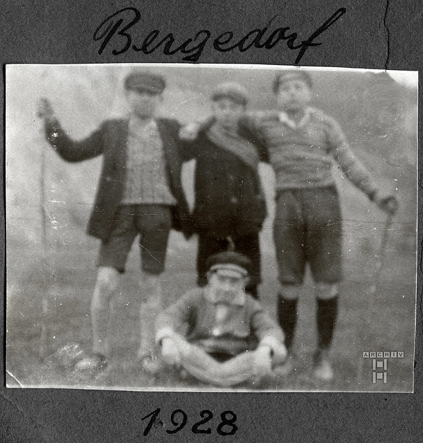 Archiv 25TappenAlbum13u6 Rudolf Frahm, Hamburg Bergedorf, 1927-1941