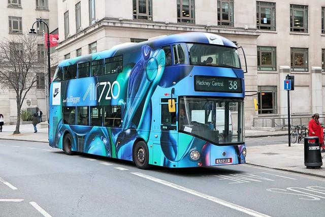Arriva London - LT213 - LTZ1213 - Nike