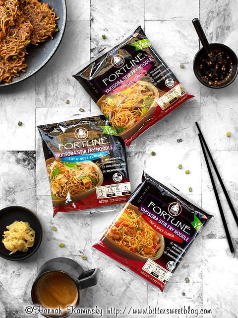 Fortune Noodles