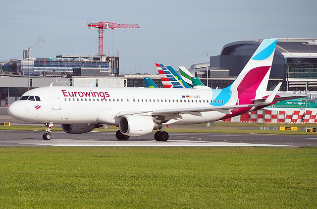 Airbus A320-214 D-AIZT Eurowings