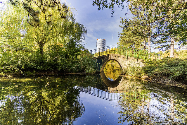 the little bridge