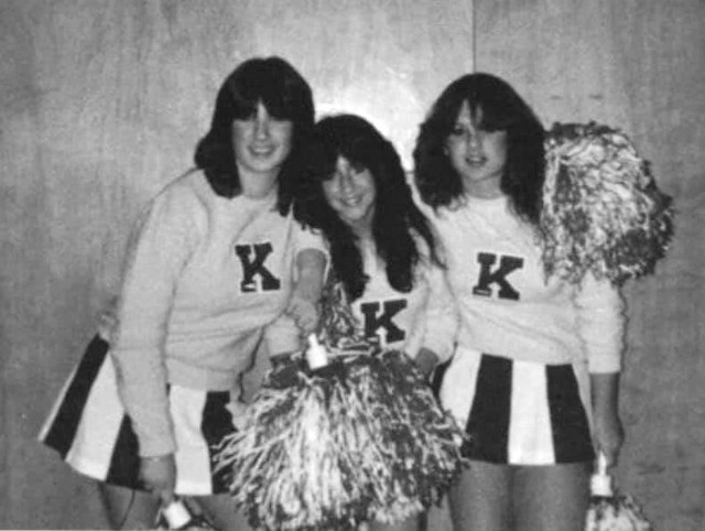 Halloween Herstory - 9th Grade Cheer Girls