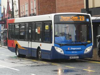 Stagecoach in Sunderland 39725 (NK09 EGX)