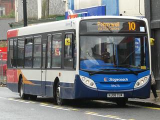 Stagecoach in Sunderland 39675 (NJ08 CUA)