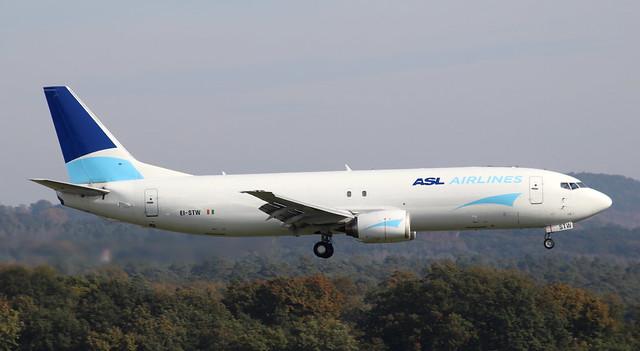 ASL Airlines Ireland, EI-STW,MSN 29201,Boeing 737-84M0F,10.10.2021, CGN-EDDK, Köln-Bonn