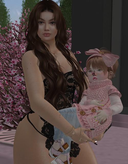 La tia ♥