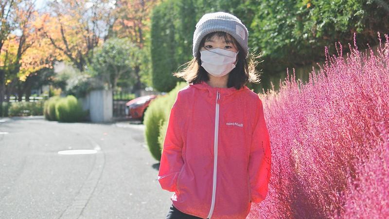 SAKIKO - Fine autumn weather.
