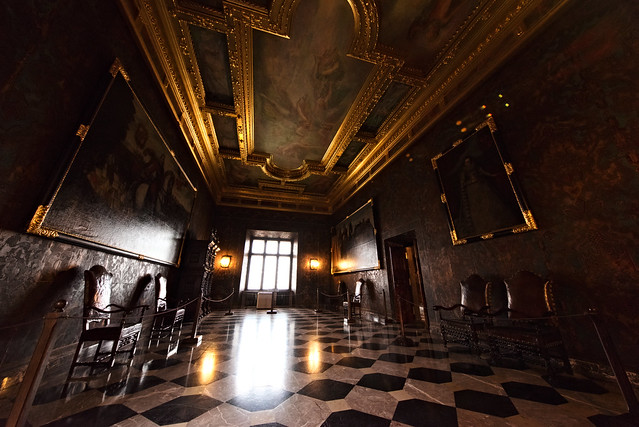 The chambers of the Wawel Royal Castle 3