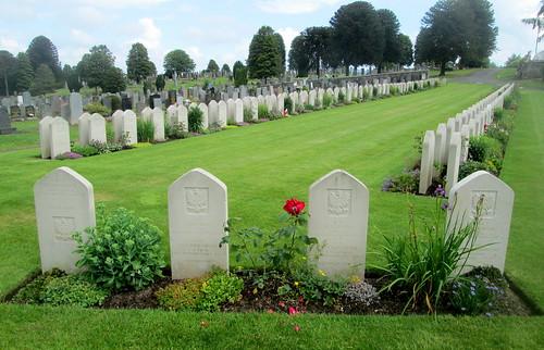 Seven More Polish War Graves