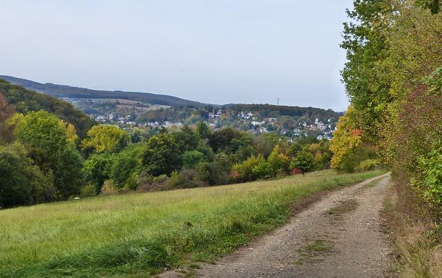 2021 Germany // Rund um Holzheim // Blick nach Diez