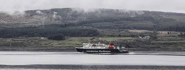 MV Lord of the Isles Sound of Mull Scotland