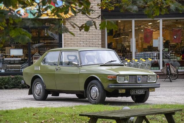 Saab 99 TS (1972)