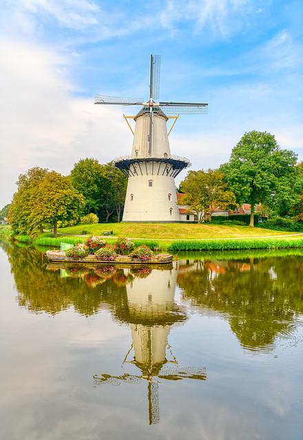 Molen De Hoop, Middelburg.