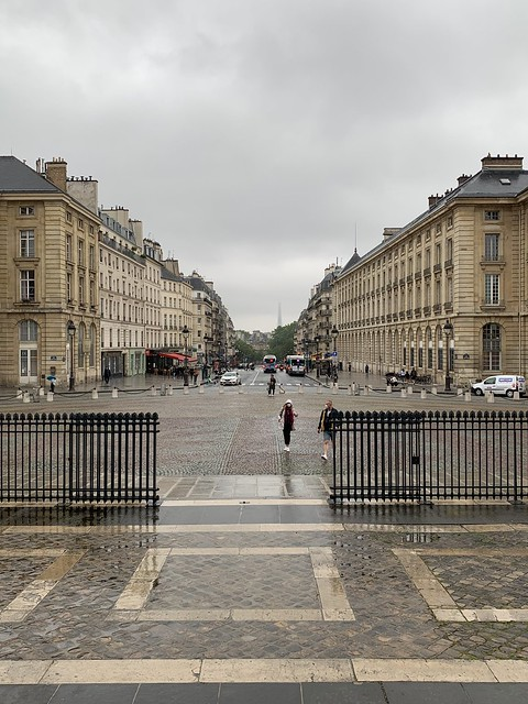 View from the Panthéon