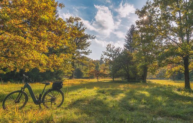 2021 Bike 180: Day 179, October 17