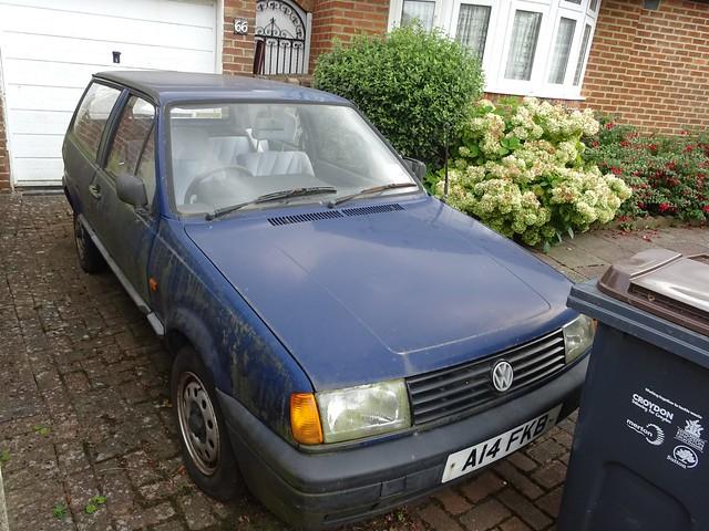1992 Volkswagen Polo Fox