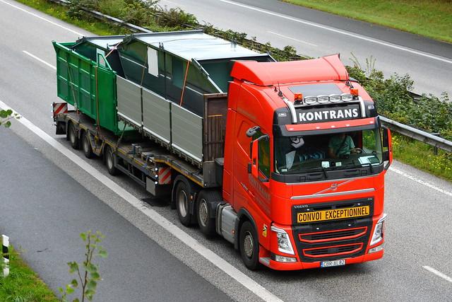 PL - Volvo FH4 Globetrotter - KONTRANS