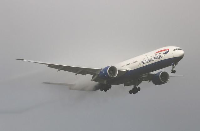 G-STBN Boeing 777-336ER British Airways