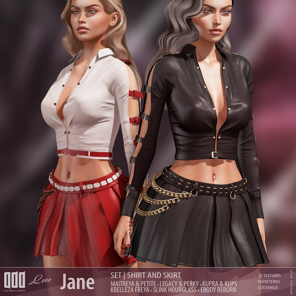 New release – [ADD] Jane Set
