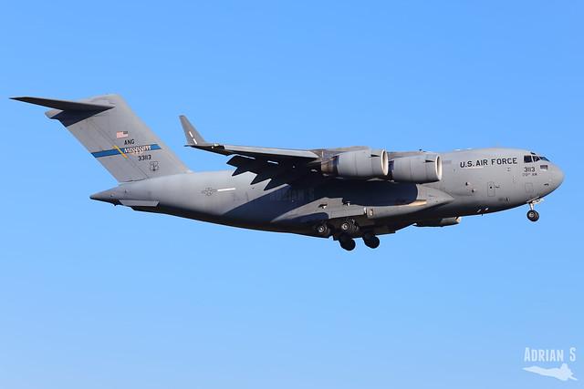 03-3113 C-17A Globemaster III | ETAR | 08.10.2021