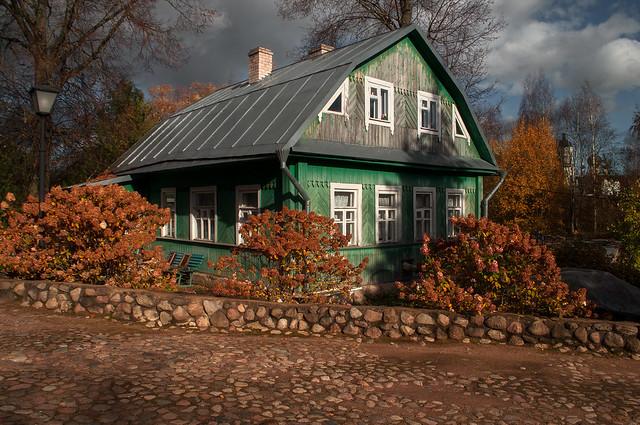 Sweet Home in Staraya Russa