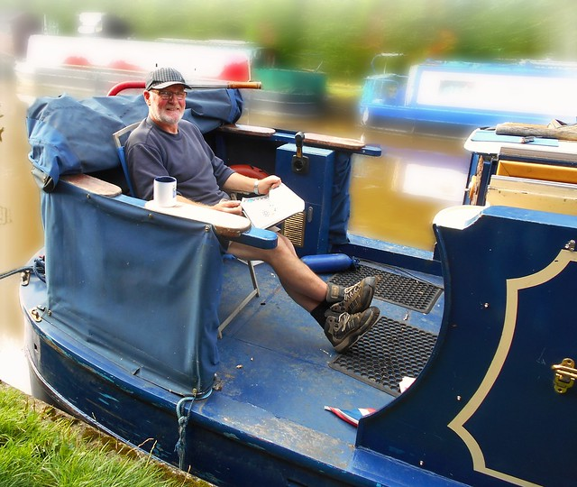 Messing about on the canal