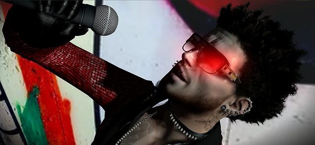 *** Singer 2***  Blinding light