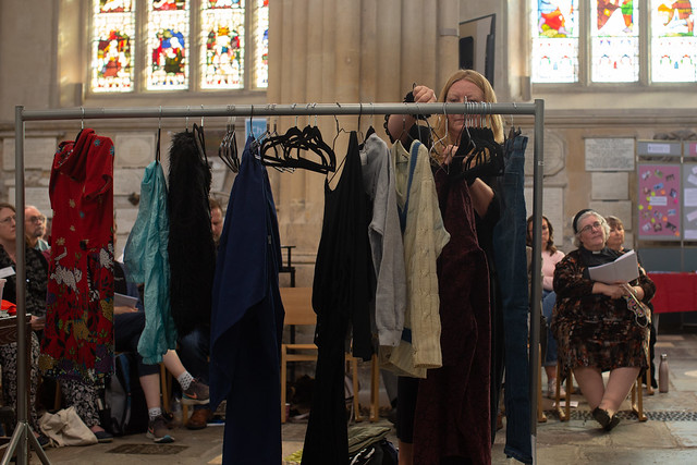 celebration of lay ministries in bath abbey